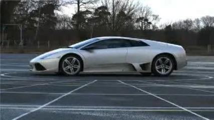 Will it Drift Lamborghini Murcielago Lp640
