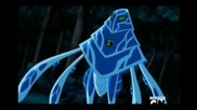 Бен 10 Ултра Извънземен: Трансформация във Водна Мълния