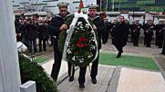 Варненци почетоха 118-ата годишнина от смъртта на Капитан Петко Войвода