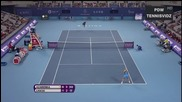 Azarenka vs Lisicki Beijing 2012 Highlights [hd, 720p]