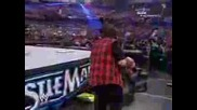 Wwe - Edge Vs Mick Foley