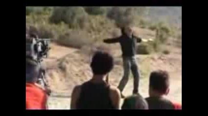 Ismail Yk - Allah Belani Versin Klip Arkasi