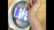 Samsung Galaxy S7 срещу фризер и пералня