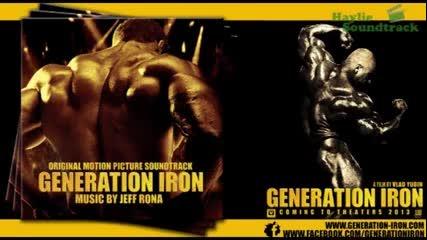 Mind the Gap ft. Quan - Never Gonna Stop (generation iron)