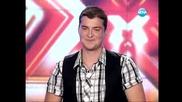 X Factor България-епизод 4 част 1/2 (14.09.2011)