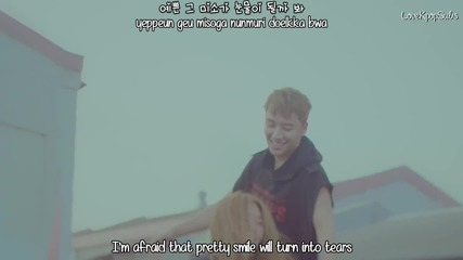 [mv/hd] Big Bang – Let's Not Fall In Love [english Subs, Romanization & Hangul]