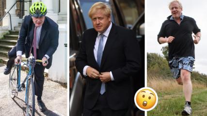 Борис Джонсън е вече премиер, но как е успял да свали толкова много килограми?!