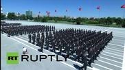 Turkey: Victory Day parade marks 93rd anniversary of Battle of Dumlupinar