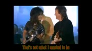 Suzi Quatro and Chris Norman - Stumbling In (karaoke)
