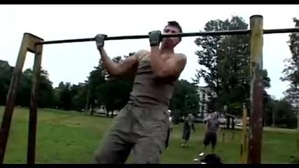Street Fitness - Това е силата!