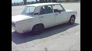 lada 2107 drift