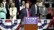UK Politician Nigel Farage Teams Up With Trump Against Clinton