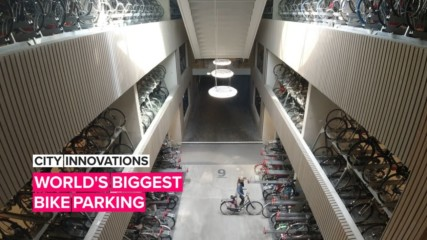 City Innovations: A green city is a cycling city