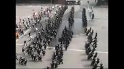 Как се справя Северна Корея с демонстрантите