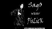 Sago - Obicham te kaji mi ti