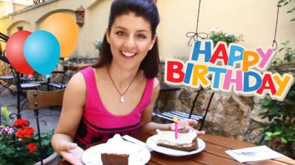 Честит рожден ден на ... МЕН! :) (#EVA, ЕПИЗОД 13)