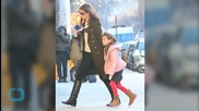Katie Holmes and Suri Cruise Play Dress-Up