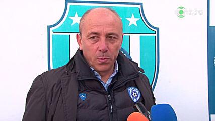 Илиан Илиев: Трите точки ще свалят напрежението при нас