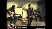 Papa Roach Performance Scars