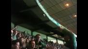 6 годишен дава тон на феновете на Селтик !!!