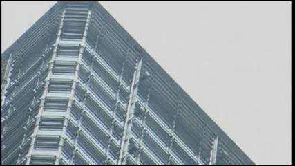Човек Изкачи 62 - Етажен Небостъргач В Хонконг