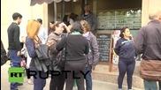 Ученик уби учител в Испания
