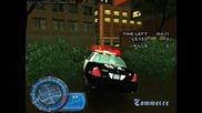 Полицейско преследване sub мисия Gta Num12 Dmc Edition