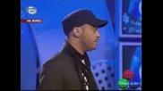 Music Idol 2 Стоян Голям Концерт Задача MTV 07.04.2008