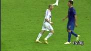 Най-агресивните моменти в историята на футбола