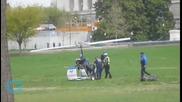 Gyrocopter Pilot's Friend: 'He's not a Nut'