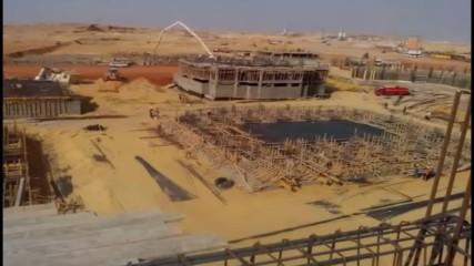 Новата столица на Египет ще е готова през 2019-а