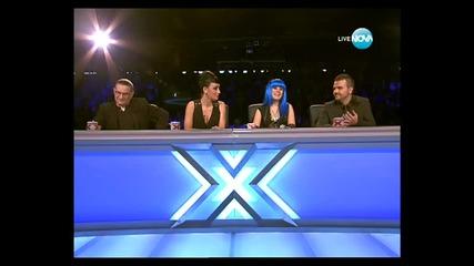 Чудовищно изпълнение на Рафи, Маргарита и Ангел & Моисей в Хелоуин концертът на X Factor