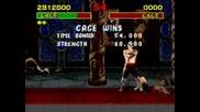 Mortal Kombat - Cage - Censored