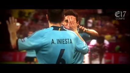 Мачът на Истината! Испания - Италия! Promo Euro-2012 final