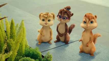 (the Chipettes) Selena Gomez - A Year Without Rain