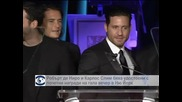 Робърт де Ниро и Карлос Слим бяха почетени от Фрайърс Клуб в Ню Йорк