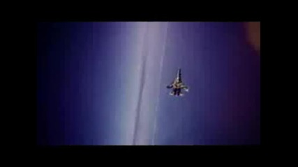 F15 Vs Su - 27 Dogfight