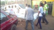 Ivory Coast: Bodies from deadly Al-Qaida beach resort attack removed *GRAPHIC*