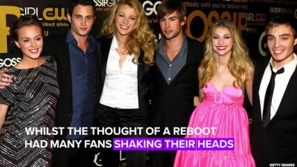 The new Gossip Girl trailer is so much better than we expected