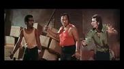 Bruce Lee - Nunchaku Bone Breaking Fight - Way of the Dragon