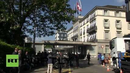 Switzerland: Six FIFA officials arrested in Zurich, face extradition to USA