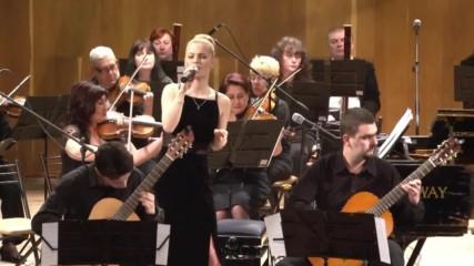 Lovesong - Ивета Костова, Китарен анасамбъл Кода и Симфоничен оркестър Сливен