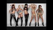 Pussycat dolls feat. Pitbull - Hotel room service ( Remix )