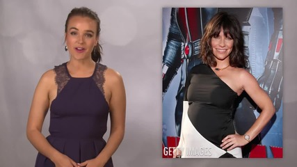 Surprise! Evangeline Lilly Is 7 Months Pregnant