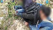 """Ново видео от """"гражданския арест"""" на мигранти в Странджа"""