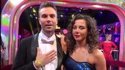 Dancing Stars - Антон и Дорина след спасяването им (08.05.2014г.)