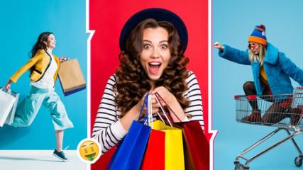 Пет сигурни знака, които те описват като абсолютен шопинг маниак!