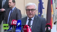 Germany: Foreign Ministers gather for 'Normandy 4' talks over Ukraine Crisis