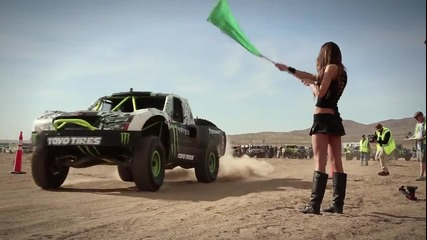 Супер зрелище - Monster Energy - 2013 King Shocks Hdra 250