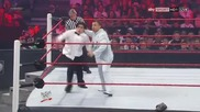 Wwe No Way Out 2012 Santino Marella vs Ricardo Rodruguez Tuxedo Match